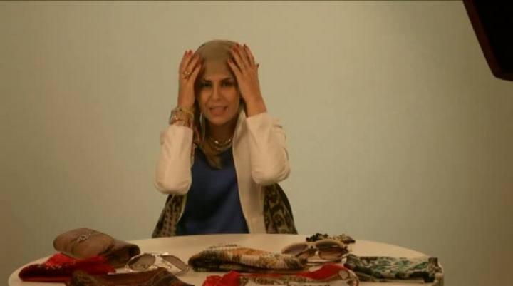 Lenço na cabeça - Aprenda a fazer o turbante
