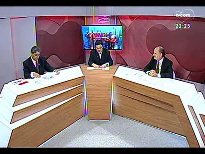 Conversas Cruzadas - Tranferência do governo estadual de mais de R$ 4 bilhões dos depósitos judiciais - Bloco 2 - 03/04/2013