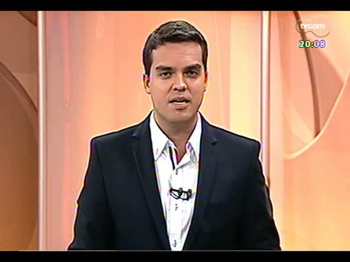 TVCOM 20 Horas - Polêmica da tarifa de ônibus de Porto Alegre - Bloco 2 - 05/04/2013