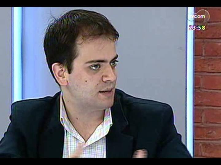 Mãos e Mentes - Diretor da Learn4Fun, Felipe Frosi - Bloco 3 - 11/04/2013