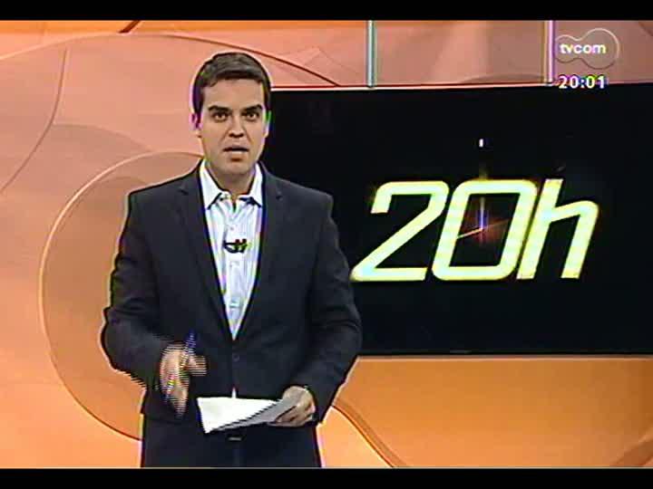 TVCOM 20 Horas - CPI que vai investigar o serviço de telefonia celular - Bloco 1 - 23/04/2013