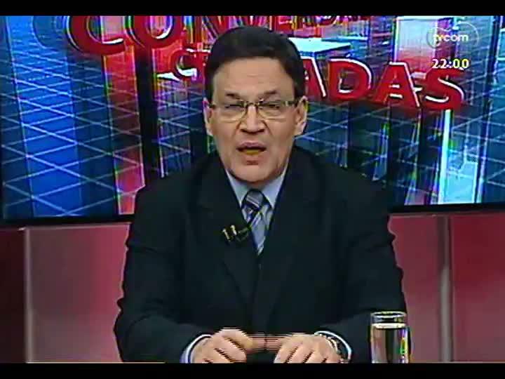 Conversas Cruzadas - Qual o tamanho e a origem da crise entre Legislativo e Judiciário? - Bloco 1 - 25/04/2013