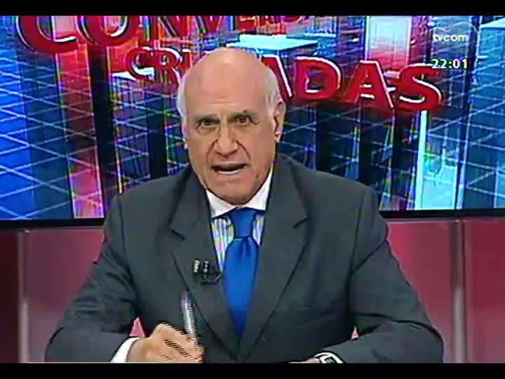 Conversas Cruzadas - O escândalo dos licenciamentos ambientais expõe a pergunta: Os governos não valorizam o setor? - Bloco 1 - 30/04/2013