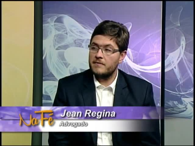 Na Fé - Clipes de música gospel e entrevista com o advogado Jean Regina - 08/09/2013 - bloco 3