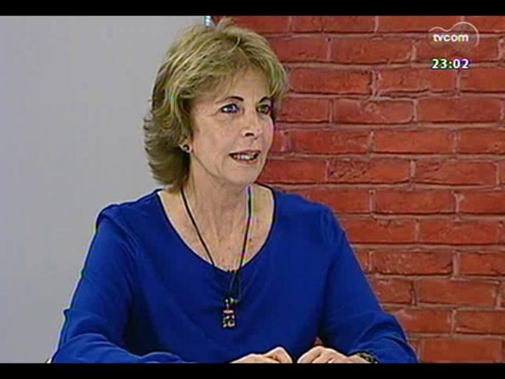Mãos e Mentes - Economista e ex-governadora do Rio Grande do Sul Yeda Crusius - Bloco 1 - 29/09/2013