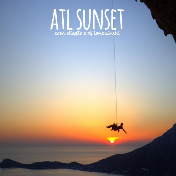 ATL Sunset 25/09/13