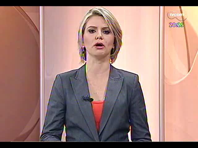 TVCOM 20 Horas - Caos da chuva: Ministério Público investiga se entulhos deixados às margens da RS-118 podem ter agravado alagamentos - Bloco 2 - 23/10/2013