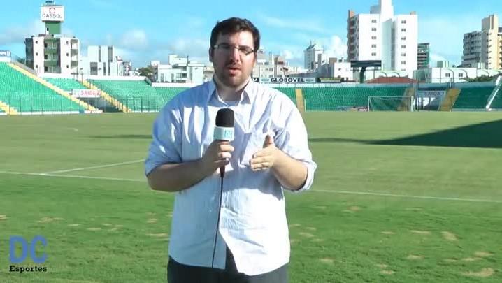 DC Esportes em pauta: a preparação do Figueirense, informações e entrevista com Tiago Volpi