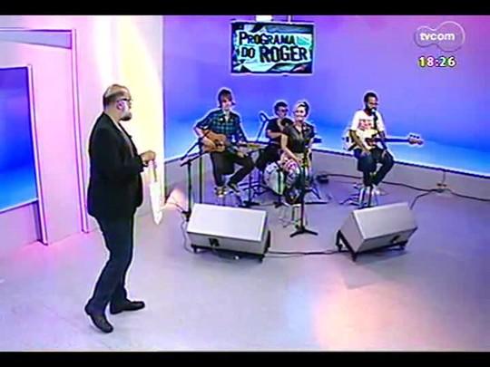 Programa do Roger - Mais um pouco do som da Luiza Caspary - Bloco 4 - 06/12/2013