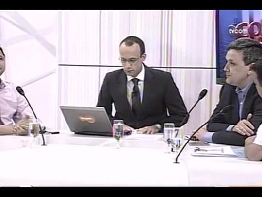Conversas Cruzadas - 3o bloco - Balanço de 2013 na Câmara de Vereadores - 19/12/2013