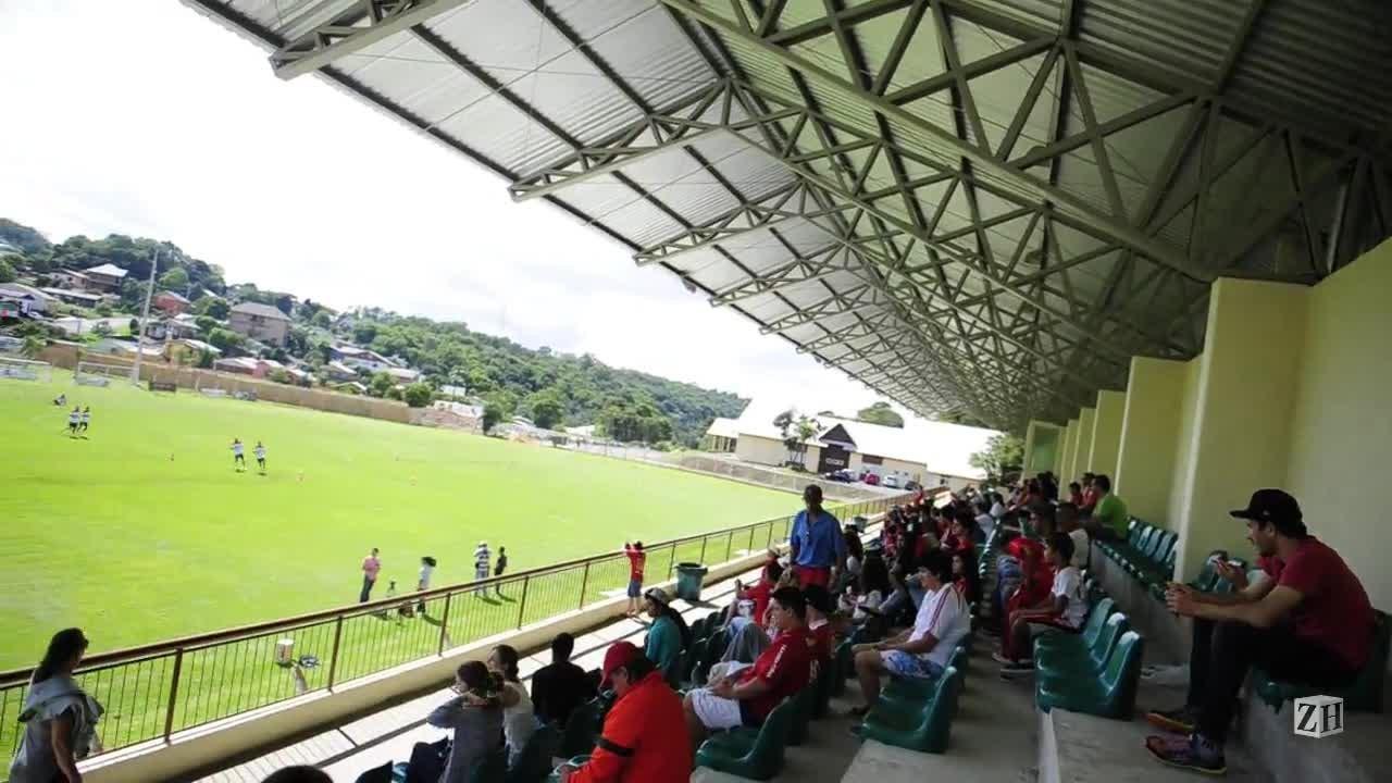 Veja como foi o segundo dia de treino do Inter, em Gramado