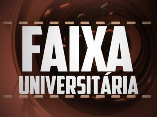 Faixa Universitária - \'Viva orgânico\' - Unipampa, São Borja, 2014