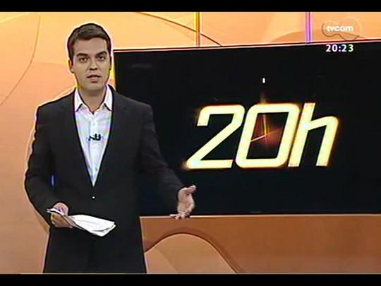 TVCOM 20 Horas - Bares e restaurantes se qualificam para receber turistas na Copa - Bloco 3 - 11/02/2014