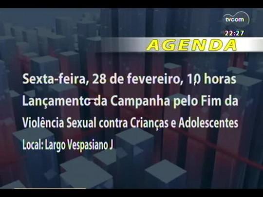 Conversas Cruzadas - Debate sobre o interminável julgamento do mensalão - Bloco 2 - 27/02/2014