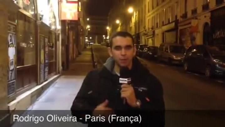 A opiniao dos franceses sobre os protestos e os atrasos - 03/03/2014