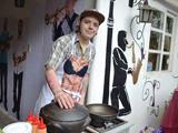 Foodmusic com Rodrigo Paz do Comida de Rua