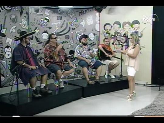 TVCOM Tudo+ - Dbregas Drama - 12/03/14