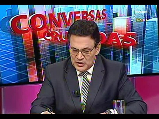Conversas Cruzadas - Debate sobre os direitos do consumidor - Bloco 3 - 14/03/2014