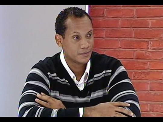 Mãos e Mentes - Árbitro e comentarista de arbitragem Márcio Chagas - Bloco 4 - 07/05/2014