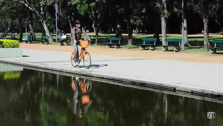 É possível ser ciclista sem bicicleta em Porto Alegre?