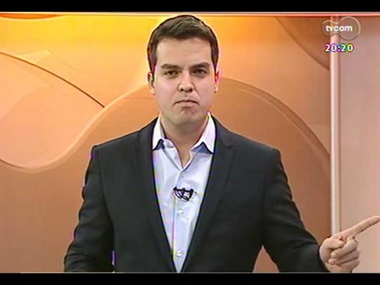 TVCOM 20 Horas - O transporte e deslocamento em POA durante a abertura da Copa - Bloco 3 - 12/06/2014