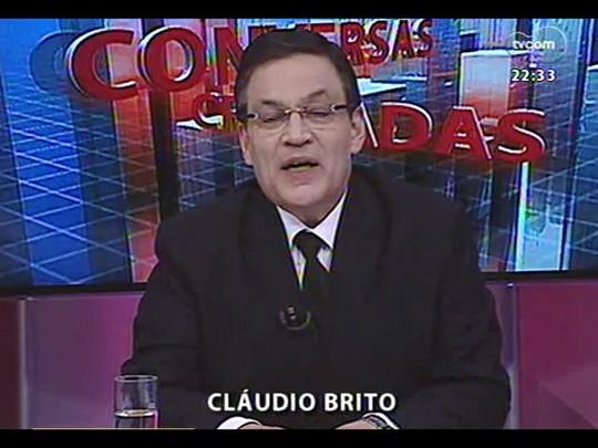 Conversas Cruzadas - Torcidas em tempo de Copa: fanatismo ou patriotismo? - Bloco 1 - 26/06/2014