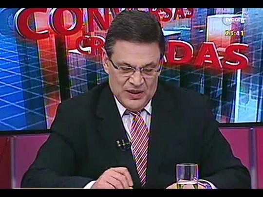 Conversas Cruzadas - A derrota do Brasil na Copa do Mundo - Bloco 4 - 08/07/2014