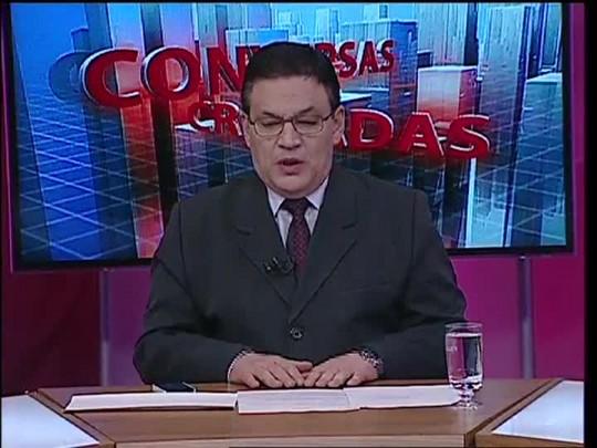 Conversas Cruzadas - As questões envolvendo a imigração de ganeses para o Brasil - Bloco 1 - 16/07/2014