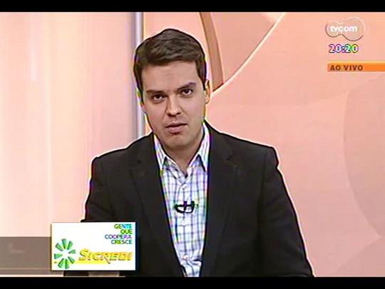 TVCOM 20 Horas - Diretor e chefe de segurança do presídio de Taquara são presos. Entenda o caso - Bloco 3 - 18/07/2014