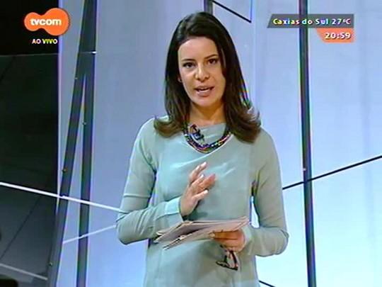 TVCOM Tudo Mais - Escritora Tatiana Fadel Rihan compartilha sua jornada pelo caminho de Santiago de Compostela na Espanha