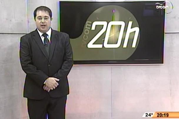 TVCOM 20h - Público da Oktober deve chegar aos 500mil nesta edição - 2°Bloco - 24.10.14