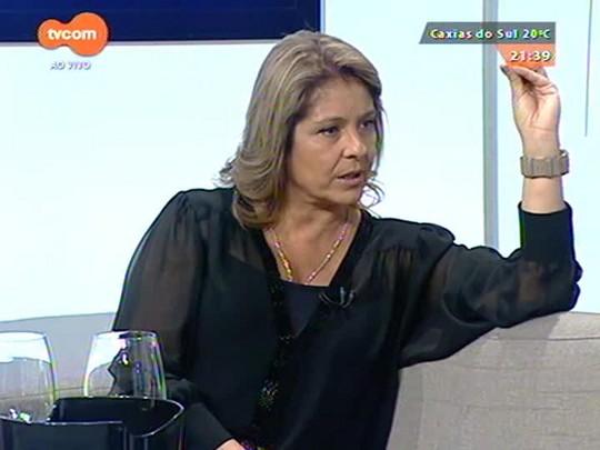 TVCOM Tudo Mais - Irineu Guarnier Filho mostra que dá para tomar vinho tinto no verão