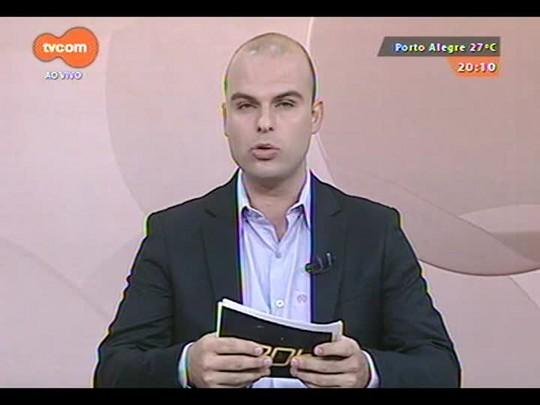 TVCOM 20 Horas - A maior apreensão de maconha do ano no RS - 16/12/2014