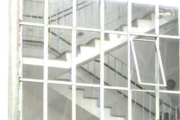TVCOM 20h - Cirurgias são canceladas no Hospital Celso Ramos por causa de elevador quebrado - 15.1.15