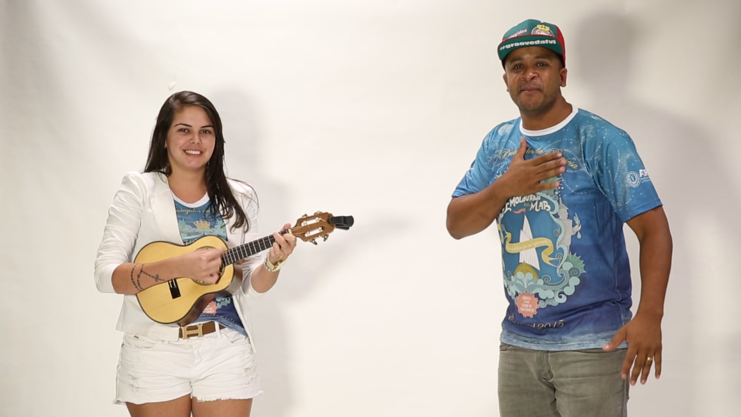 Samba-enredo 2015 da Protegidos da Princesa