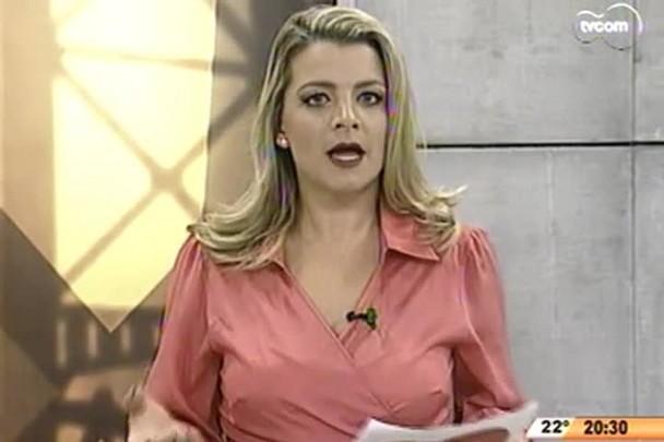 TVCOM 20 Horas - Procon notifica TIM por apagão na manhã de sábado - 20.04.15