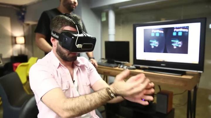 Oculus Rift e educação imersiva: o aluno dentro da matéria