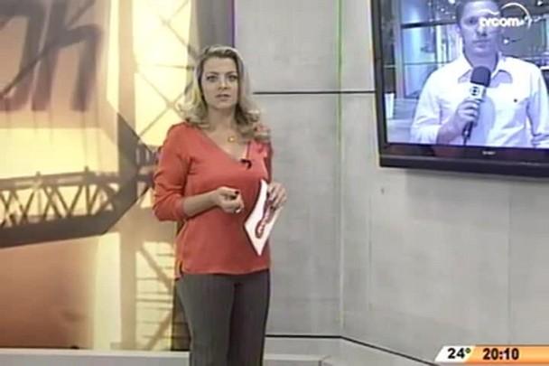 TVCOM 20 Horas - Camerata faz show beneficente pra ajudar as pessoas que foram atingidas pelos tornados no Oeste do Estado - 27.04.15