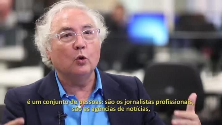 Manuel Castells: jornalismo e colaboração