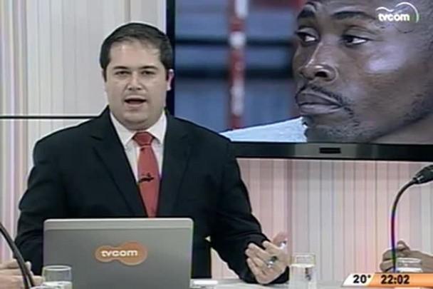 Conversas Cruzadas - Vinda dos imigrantes senegaleses e haitianos para SC - 1º Bloco - 26.05.15