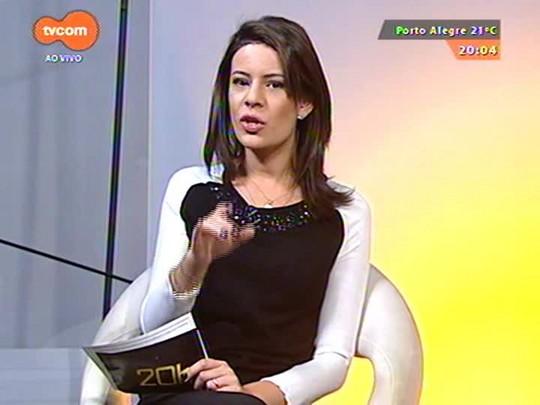 TVCOM 20 Horas - Governo Sartori apresenta pacote de ajuste fiscal - 03/06/2015
