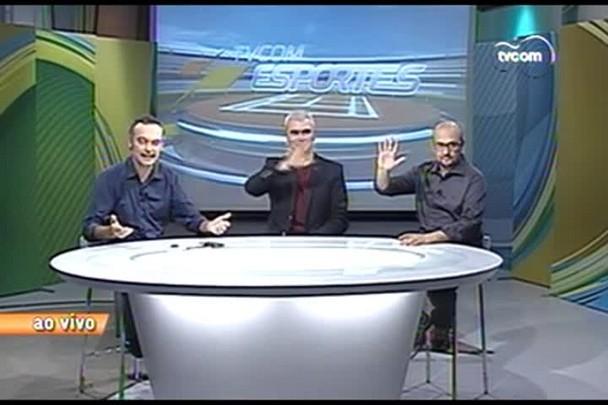 TVCOM Esportes - 1ºBloco - 13.08.15