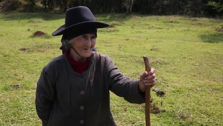 """Mariazinha, a filha da guerra: \""""Aqui foi lugar perigoso\"""""""