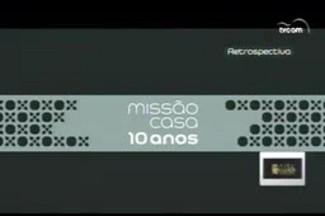 TVCOM Missão Casa. 3º Bloco. 23.11.15