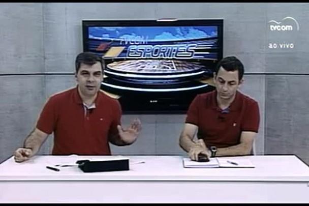 TVCOM Esportes. 2º Bloco. 04.12.15