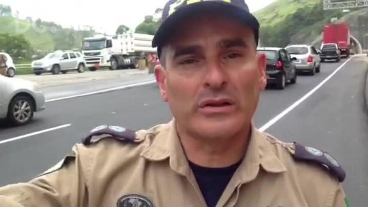 Luiz Graziano comenta situação das rodovias catarinenses