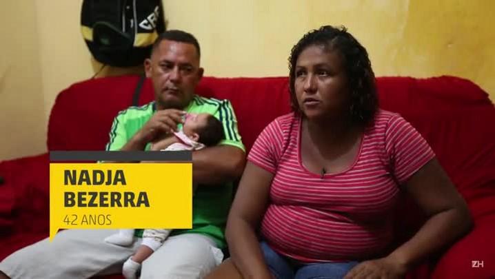 A história de um bebê na capital do zika vírus