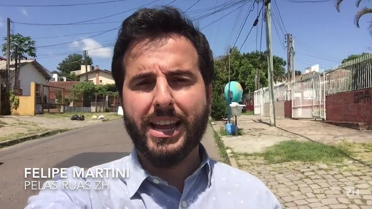 Conheça a rotina do bairro Vila Nova, campeão em casos de dengue em Porto Alegre