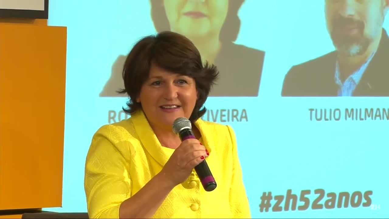 ZH em Pauta: informação exclusiva e opinião (íntegra)