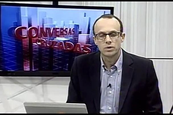 TVCOM Conversas Cruzadas. 2º Bloco. 05.08.16